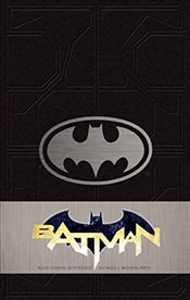 Batman Ruled Journal (Insight Edition Journals) - Insight Editions