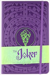 Joker Ruled Journal (Insight Edition Journals) - Insight Editions