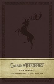 Game of Thrones Ruled Journal: House of Baratheon - Insight Editions