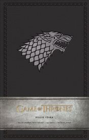 Game of Thrones Ruled Journal: House of Stark - Insight Editions