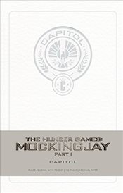 Hunger Games Capitol Ruled Journal - Insight Editions