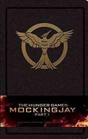Hunger Games Mockingjay Ruled Journal - Insight Editions