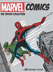 Marvel Comics Poster Collection - Insight Editions