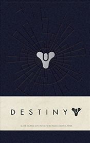 Destiny Ruled Journal (Insight Edition Journals) - Insight Editions