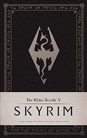 Elder Scrolls V: Skyrim Ruled Journal - Insight Editions