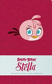 Angry Birds Stella Hardcover Ruled Journal - Insight Editions