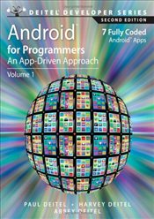 Android for Programmers 2e : An App-Driven Approach Vol.I - Deitel, Paul