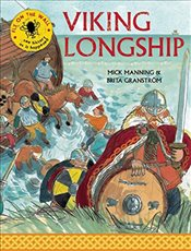 Viking Longship (Fly on the Wall) - Manning, Mick