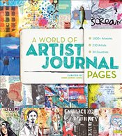 World of Artist Journal Pages : 1000+ Artworks | 230 Artists | 30 Countries - Sokol, Dawn