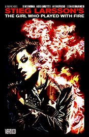 Girl Who Played with Fire TP : Millennium Trilogy Graphic Bk2 - Mina, Denise