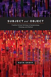 Subject and Object - Groff, Ruth