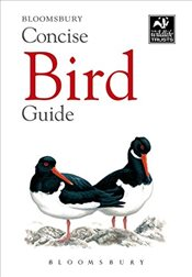 Concise Bird Guide (The Wildlife Trusts) - Bloomsbury Group
