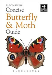 Concise Butterfly and Moth Guide (The Wildlife Trusts) - Bloomsbury Group