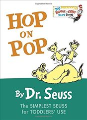 Hop on Pop (Big Bright & Early Board Books) - Seuss, Dr.