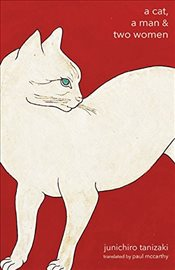 Cat, a Man, and Two Women (New Directions Paperbook) - Tanizaki, Junichiro