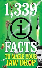 1,339 QI Facts To Make Your Jaw Drop - Lloyd, John