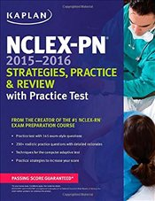 NCLEX-PN 2015-2016 Strategies, Practice and Review : With Practice Test - Kaplan