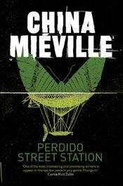 Perdido Street Station - Mieville, China