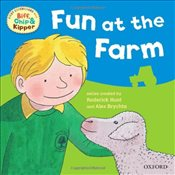 Fun at the Farm (First Experiences with Biff, Chip & Kipper) - Hunt, Roderick