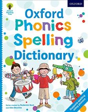Oxford Phonics Spelling Dictionary (Oxford Reading Tree) - Hunt, Roderick