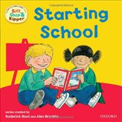 Starting School (First Experiences with Biff, Chip & Kipper) - Hunt, Roderick
