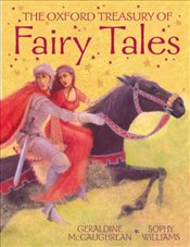 Oxford Treasury of Fairy Tales - McCaughrean, Geraldine