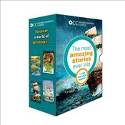 Oxford Childrens Classics World of Adventure box set - Stevenson, Robert Louis