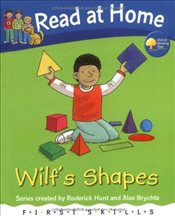 Read at Home: First Skills: Wilfs Shapes - Hunt, Roderick