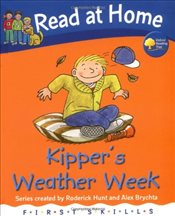 Read at Home: First Skills: Kippers Weather Week - Hunt, Roderick