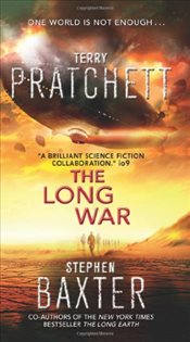 Long War (Long Earth) - Pratchett, Terry