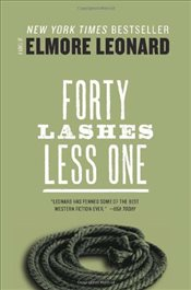 Forty Lashes Less One - Leonard, Elmore