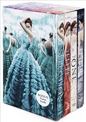 Selection Series Box Set : The Selection / The Elite / The One / The Heir - Cass, Kiera