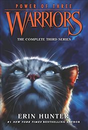 Warriors: Power of Three Box Set: Volumes 1 to 6 - Hunter, Erin