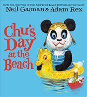 Chus Day at the Beach - Gaiman, Neil