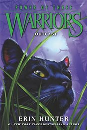 Warriors: Power of Three #3: Outcast - Hunter, Erin