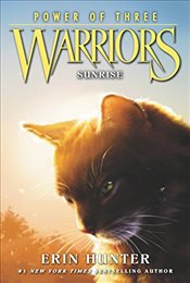 Warriors: Power of Three #6: Sunrise - Hunter, Erin
