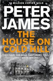 House on Cold Hill - James, Peter