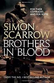 Brothers in Blood - Scarrow, Simon