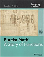 Eureka Math, a Story of Functions: Geometry Module 3 : Extending to Three Dimensions -
