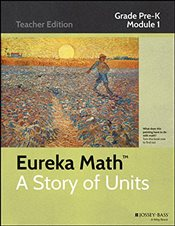 Eureka Math, a Story of Units : Counting to 5 Grade Pre-K, Module 1 -