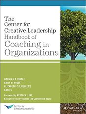 CCL Handbook of Coaching in Organizations  - Riddle, Douglas