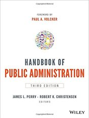 Handbook of Public Administration - Perry, James L.