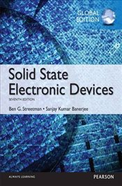 Solid State Electronic Devices 7e - Streetman, Ben G.