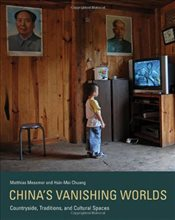 Chinas Vanishing Worlds : Countryside, Traditions, and Cultural Spaces - Messmer, Matthias