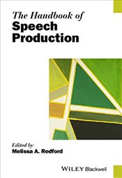 Handbook of Speech Production   - Redford, Melissa A.