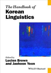 Handbook of Korean Linguistics   - Brown, Lucien