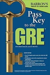 Pass Key to the GRE 8e - Weiner-Green, Sharon
