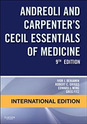 Andreoli and Carpenters Cecil Essentials of Medicine 9e IE - Benjamin, Ivor
