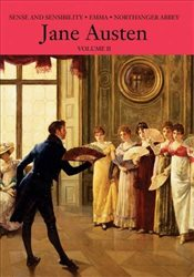 Jane Austen Volume 2: Sense and Sensibility, Emma and Northanger Abbey - Austen, Jane