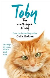 Toby The Cross-Eyed Stray - Haddon, Celia